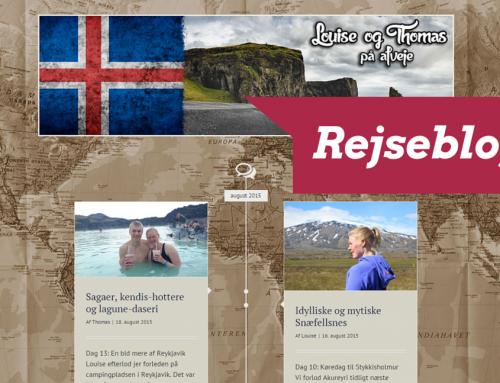 Rejseblog